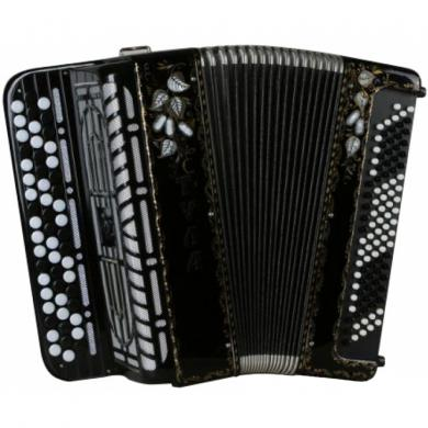 Brand New Tula-210 / Тула-210, 100 Bass, Russian Button Accordion Bayan, BN-39