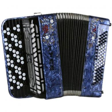 Brand New Tula / Тула, 80 Bass, Russian Button Accordion Bayan, BN-51