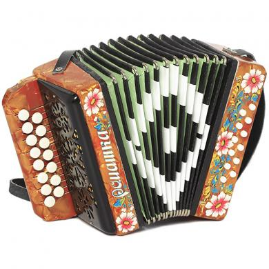 Brand New Harmonica Shuyskaya Russian Garmon Romashka / Ромашка, 15x12, Button Accordion, С20X