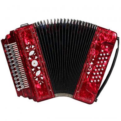 Brand New Harmonica Tul'skaya Russian Garmon Zakaznaya / Заказная, Buton Accordion, G-1