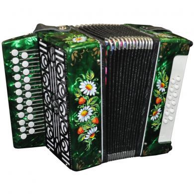 Brand New Harmonica Tul'skaya Russian Garmon Сказка / Skazka, Buton Accordion, GN-7