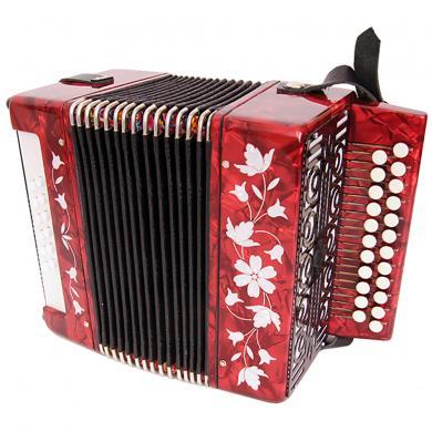 Brand New Harmonica Tul'skaya Russian Garmon Сказка / Skazka, Buton Accordion, GN-9