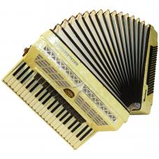 Luxurious Royal Standard Montana 120 Bass 16 Register German Piano Accordion 688, Keyboard Musical Instrument, Accordian For Sale.