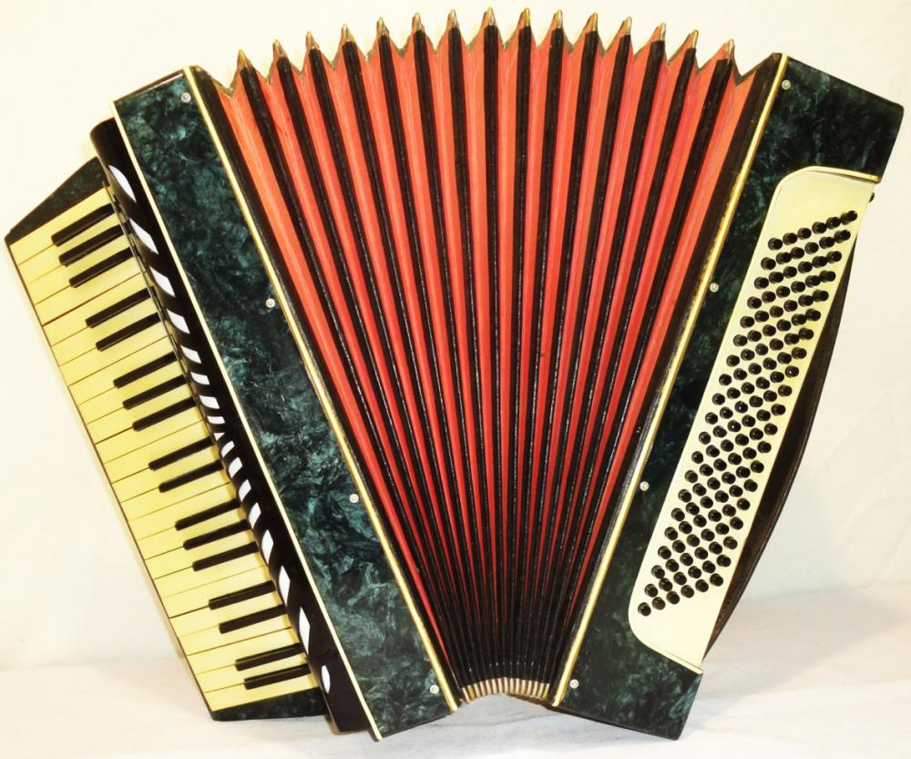 Old accordion for sale