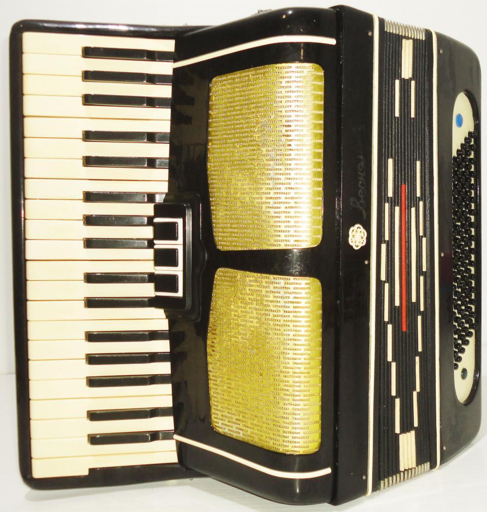 Beautiful Used Cheap Ukrainian Piano Accordion For Sale