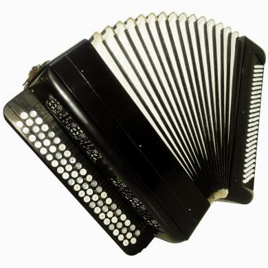 Bayan Yasnaya Polyana 150 Bass, Russian Button Accordion, Баян Ясная Поляна 1054, All solid treble and bass reeds, Super sound