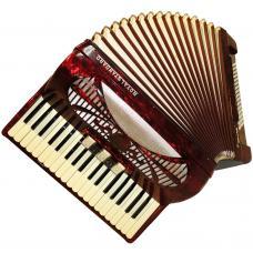 Royal Standard Marina, 96 Bass, 8 Registers, German Piano Accordion, 18