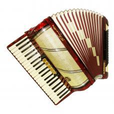 Firotti Elegance 120 Bass, made in Germany, Very Beautiful Piano Accordion, 1119, Wonderful sound.