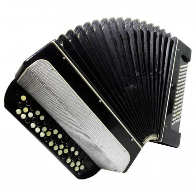 Folk Ukrainian Chromatic Button Accordion Bayan Ukraine 100 Bass, 1156, Botón de acordeón, Баян.