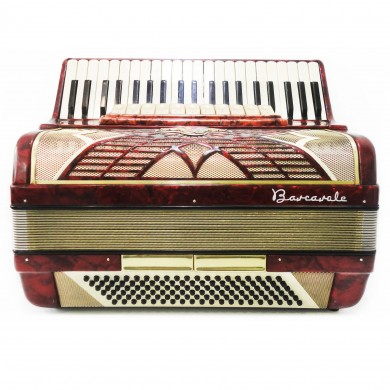 Full Size Barcarole Piano Accordion 120 Bass, made in Germany, weltmeister, 1409, Amazing sound, High Quality Accordian.