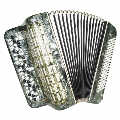3 Row Scholer, made in Germany, Perfect Button Accordion, Case, weltmeister 1449, Very Beautiful and Bright sound.