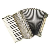 Hohner Verdi II Rare Vintage Piano Accordion made in Germany 80 Bass Straps 1689 Wonderful Sound!