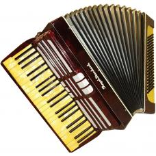 Royal Standard Bellona, 120 Bass, 2 Registers, German Piano Accordion, 83
