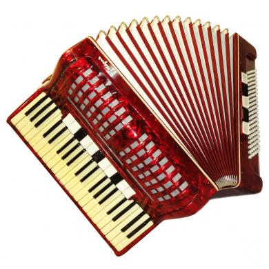 Migma, 120 Bass, 16 Registers, German Piano Accordion, 532