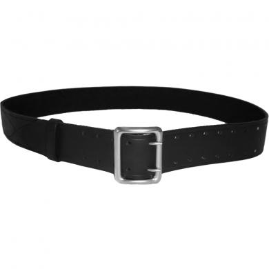 New Original Officer Leather Belt, Black, Wide, Russian Military Army Uniform