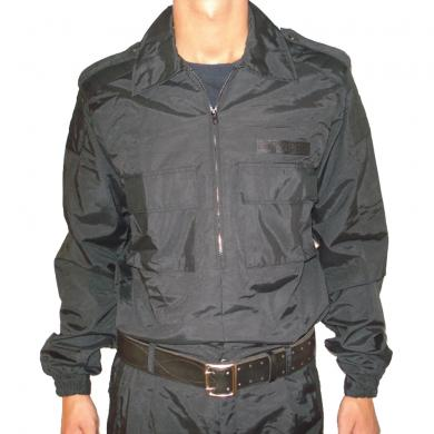 Russian Special Force Black Camo Uniform Set BDU Suit