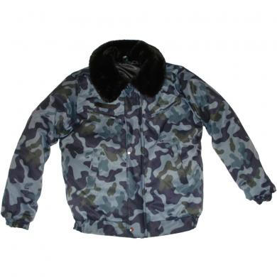Modern Russian Military Winter Camo Jacket Uniform