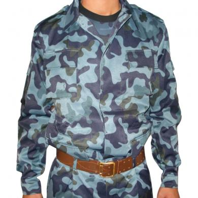 Russian Special Forces Camo Uniform Set BDU Suit