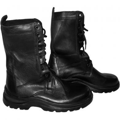 Military Russian Leather Light Boots