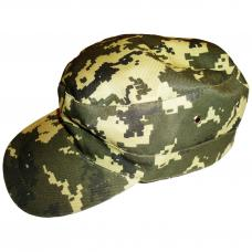 New Modern Ukrainian Military Army Cap Green Digital Camo Uniform Universal Size