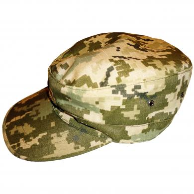 New Modern Ukrainian Military Army Cap Digital Camo Uniform, Universal Size