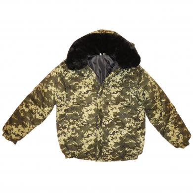 Winter Military Army Digital Camouflage Jacket Uniform Ukrainian BDU