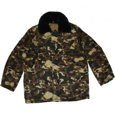 USSR Russian Military Winter Camo Jacket Uniform