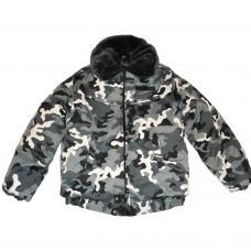 Modern Russian Military Winter Camo Jacket Uniform