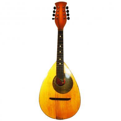 Vintage Ukrainian Mandolin, 8 Strings, 771