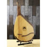 New Traditional Folk Ukrainian Bandura Chromatic String Musical Instrument Very Beautiful and Magnificent Sound! Chernigiv Type Natural