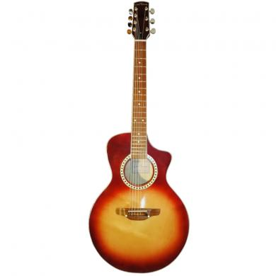 New Russian Seven 7 String Guitar. Acoustic Classical Classic Cutaway, Gipsy, 184
