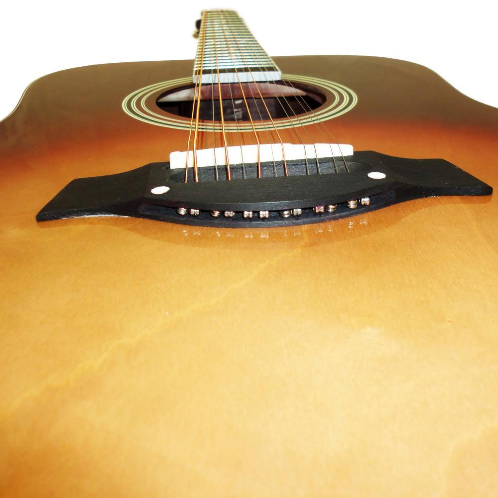 new russian ukrainian 12 strings acoustic guitar excellent sound 388. Black Bedroom Furniture Sets. Home Design Ideas