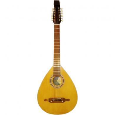 New Acoustic 12 String Lute Folk Guitar Kobza Vihuela Ukraine Trembita, 208
